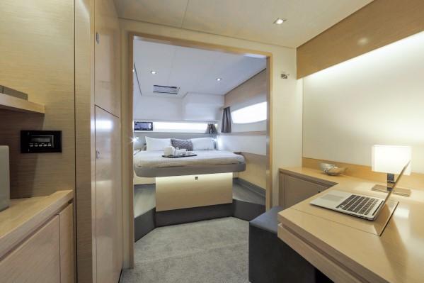 SABA 50 – Cabin