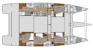 Charter-Kitchen-aft-pside-bunkbed