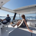 FP Power Motory Yacht MY 44 - Flybridge life styling