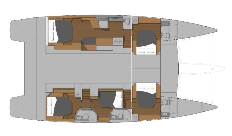 Ipanema 58 - Maestro layout