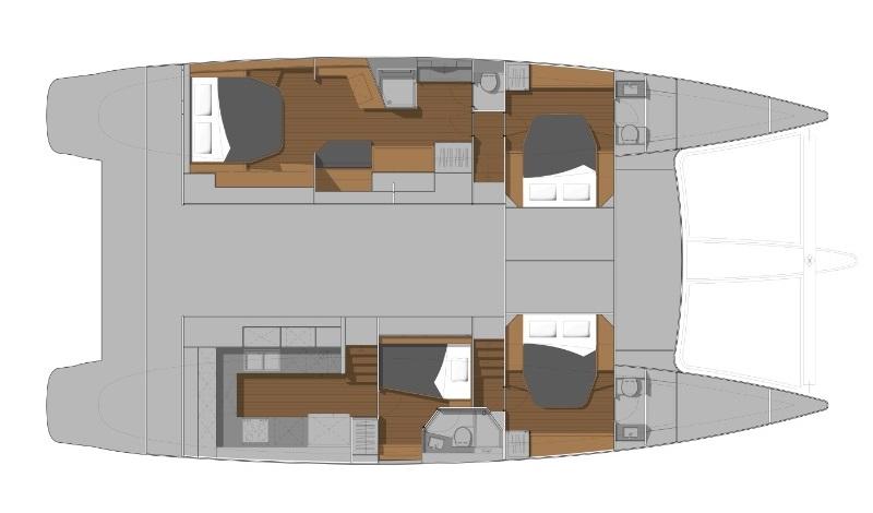 Ipanema 58 - Maestro lounge layout