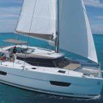Lucia 40 - Navigation
