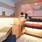 Lucia 40 - Master cabin