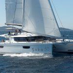 Saba 50 - Navigation by side
