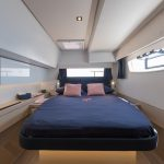 Saona 47 - Cabin with a big size bed