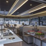 FP Motor Yacht 37 - Big saloon