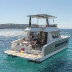 FP Motor Yacht 37 - Mooring