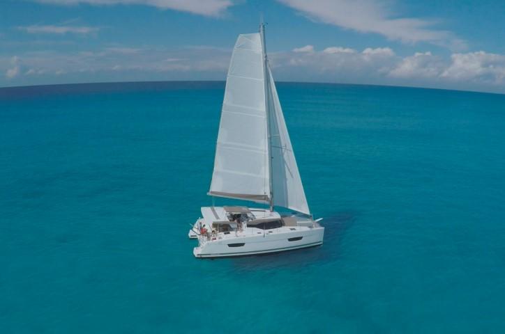 Lucia 40 – navigation 2