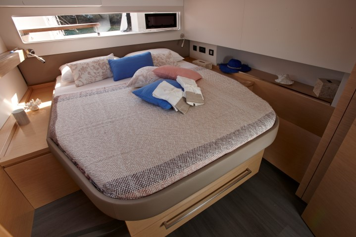 Ipanema 58 - king size bed