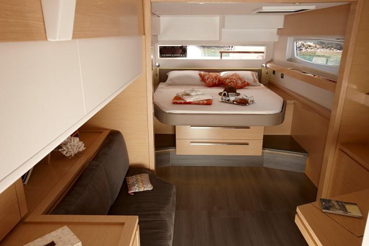 Ipanema 58 – cabin
