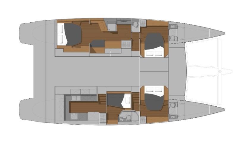Ipanema 58 – layout kitchen + maestro