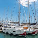 Saona 47 - Catamaran charter