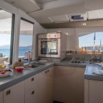 Astrea 42 - Kitchen design