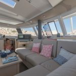 Astrea 42 - Sofa & Navigation table