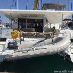 FP Lucia 40 Catamaran Charter Croatia