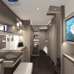 New FP45 - Maestro master cabin