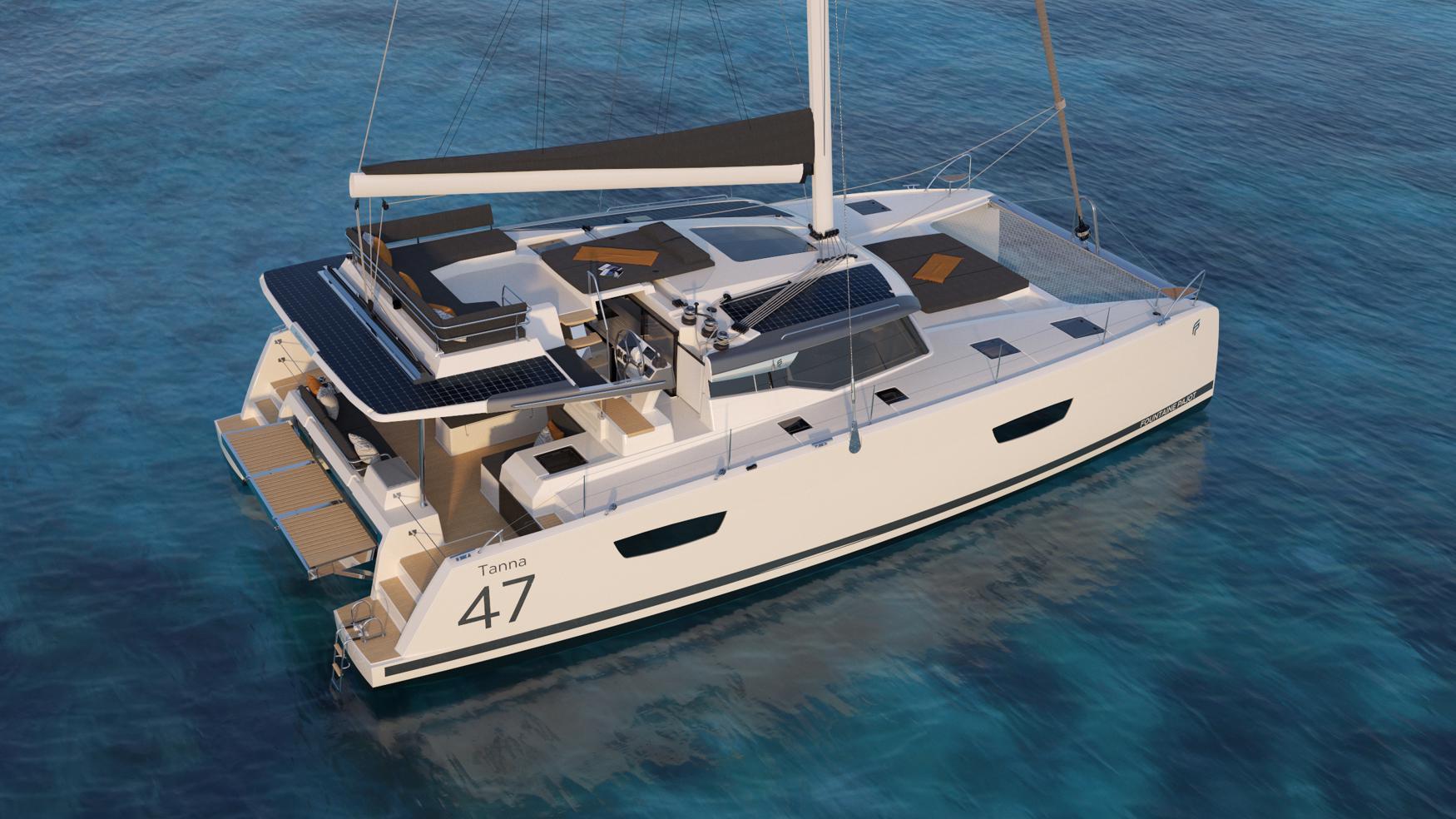 New Tanna 47 - Catamaran