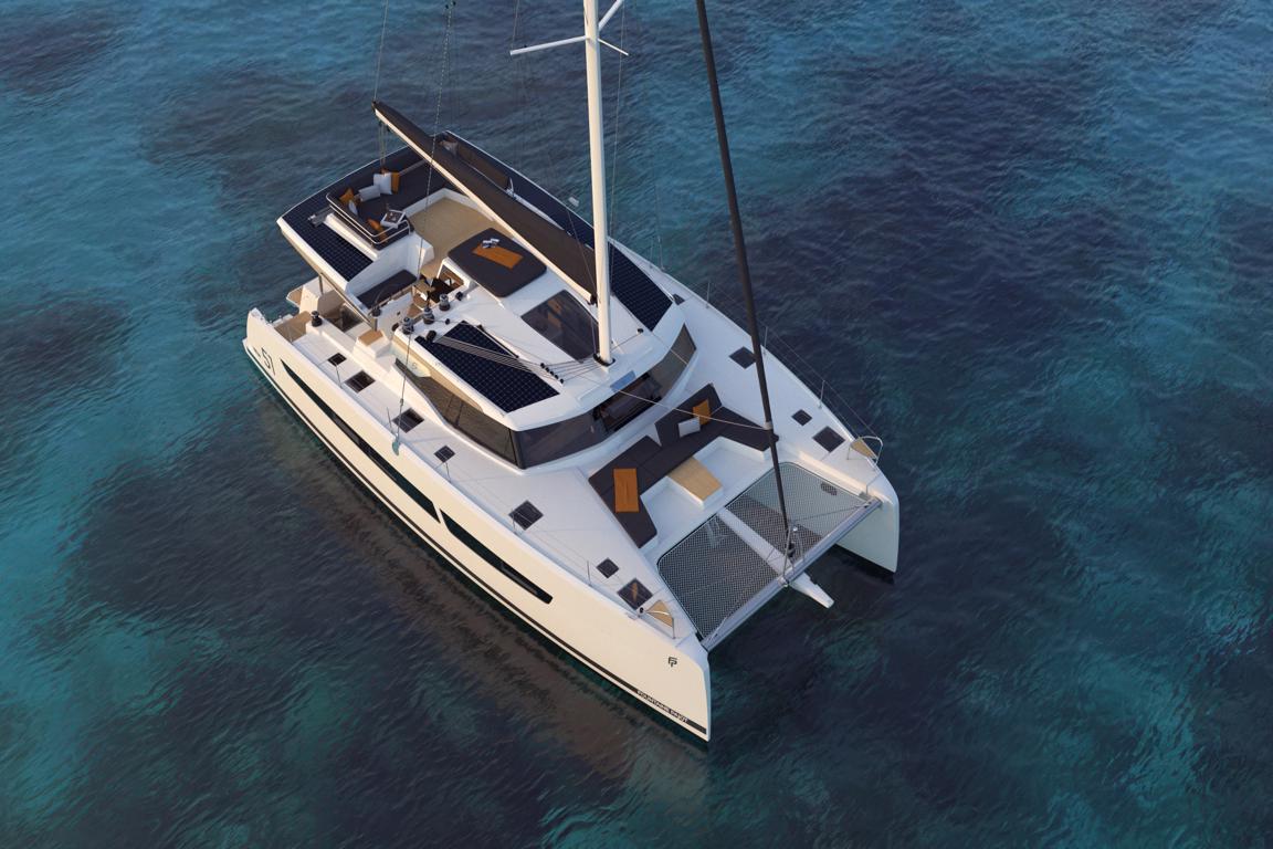 FP New 51 - NEW catamaran