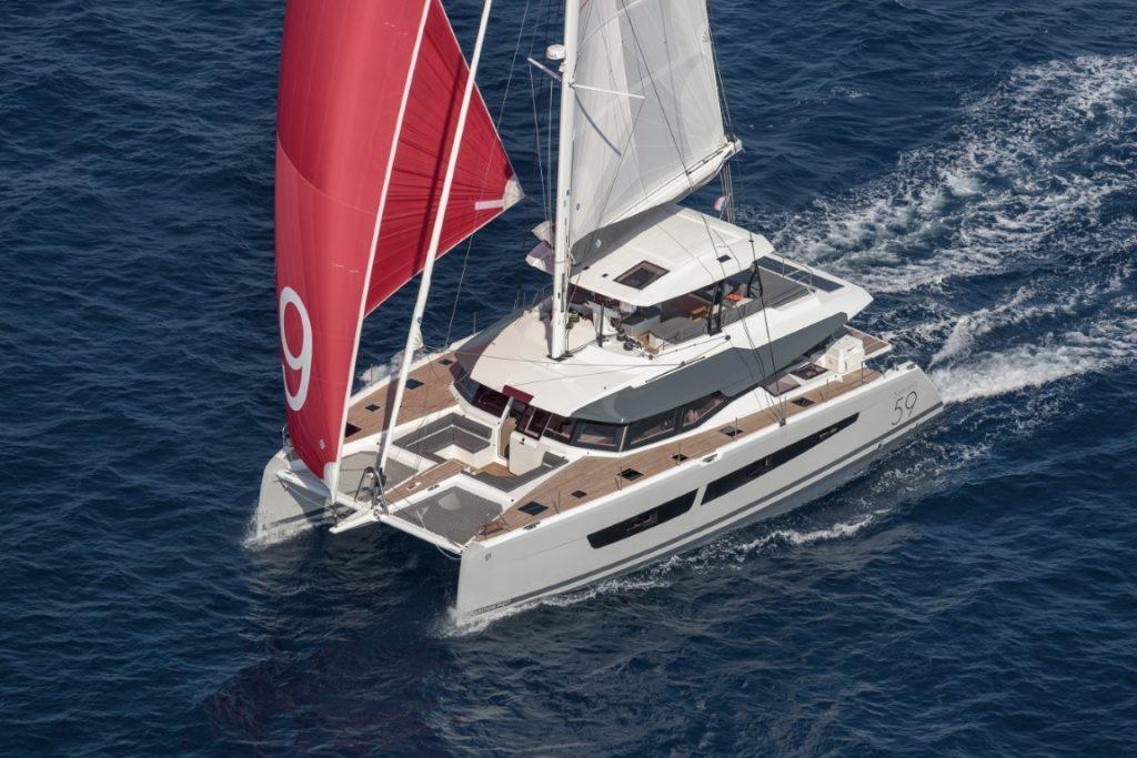 Samana 59 - Sailing