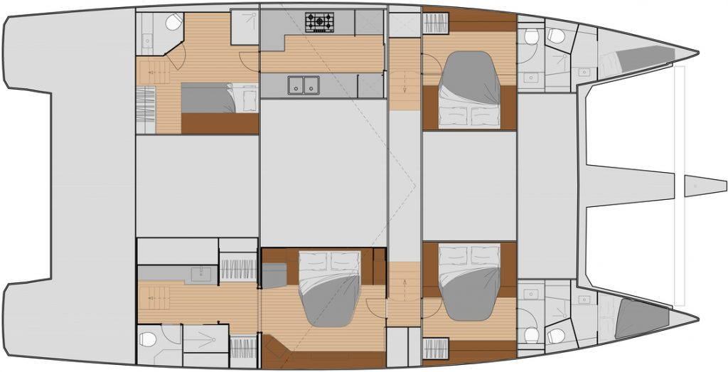 New 59 - Maestro Lounge Layout