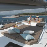Saba 50 - Flybridge huge sunbathing