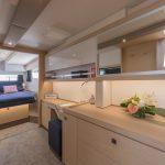 Saona 47 - Master cabin and office
