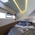 FP Motor Yacht 37 - Big size bed