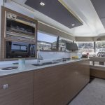 FP Motor Yacht 37 - Spacious kitchen