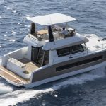 FP Motor Yacht 37 - Speed & navigation