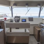 FP Motor Yacht 37 - Inside steering station