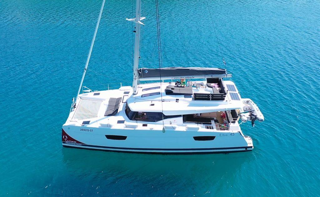 Elba 45 - Charter Croatia