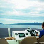 Motor Catamaran MY 37 - Charter Croatia Fly bridge