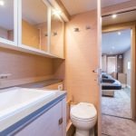 Motor Yacht 44 - Power Catamaran Bathroom