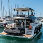Motor Yacht 44 - Power Catamaran charter