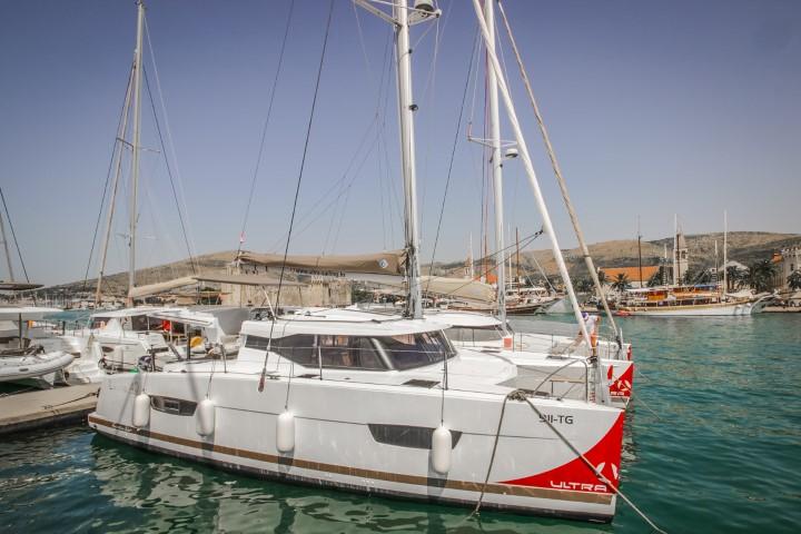 FP Lucia 40 - Catamaran Charter Croatia