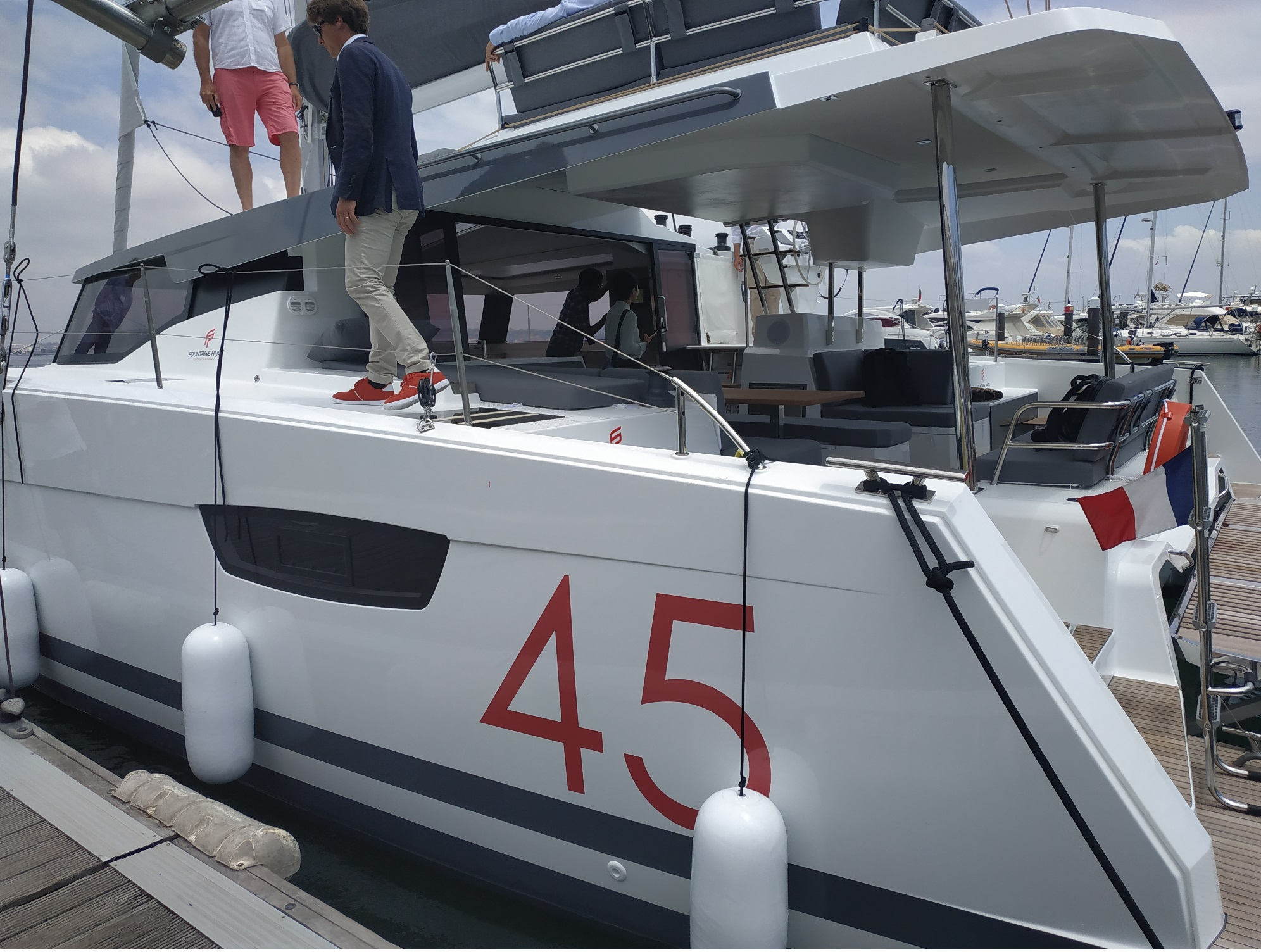 new Fp45