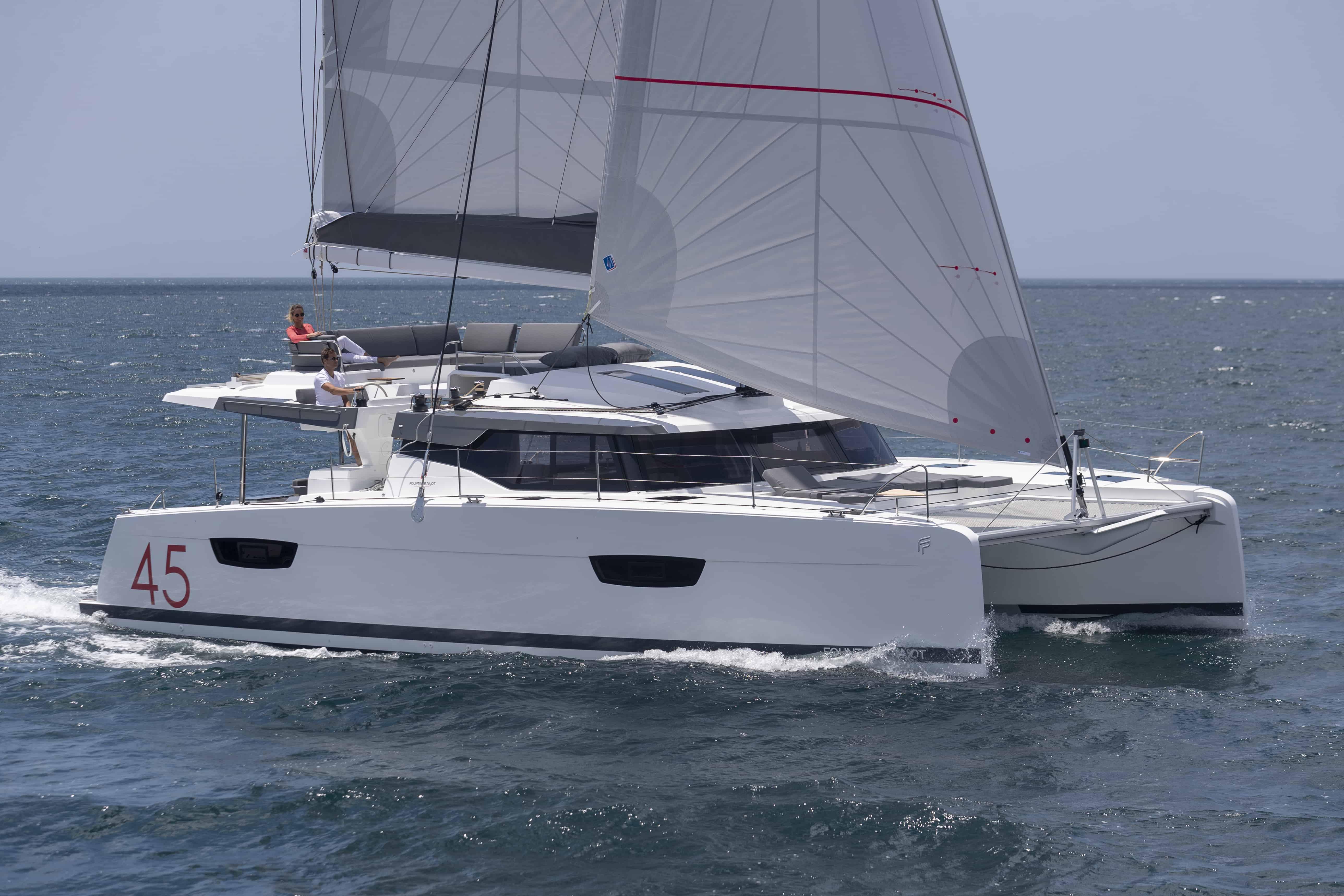 Elba 45 - best charter model
