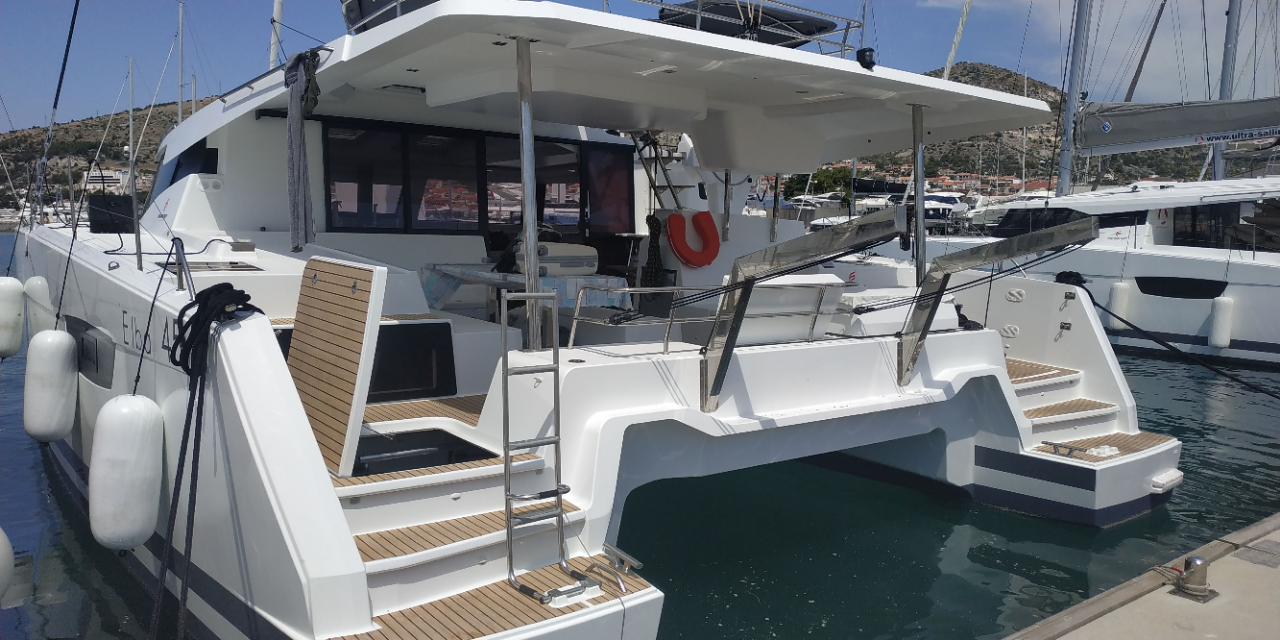 New Elba 45 in Croatia