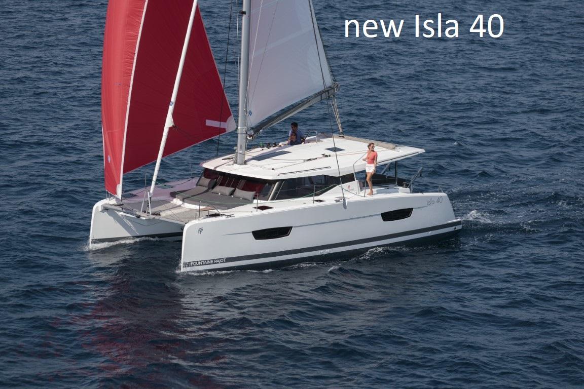 Isla 40 - new model Croatia